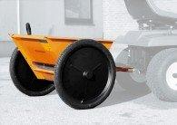 Streuwagen -Anhänger für Sand, Salz und Splitt