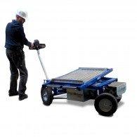 Drehtisch für elektrischer Transportwagen