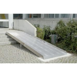 00400099 - Rampe in 1200mm Breite bis 400kg