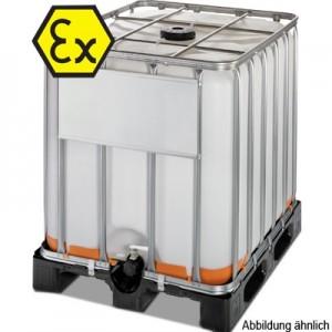 00500035 - IBC-Container in Ex Ausführung mit Transportzulassung