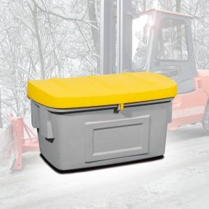 00500043 - Streugutbehälter PE, 200l, ohne Entnahmeöffnung