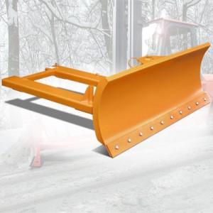 00600014 - Schneeschild mit Stahlschürfleiste