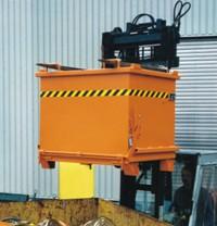 00600148 - Klappbodenbehälter 0,5 -2,0 m³