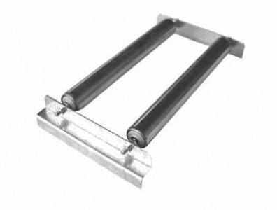 00600243 - Rollenauflage aus Stahl für 60l-Fässer, zum Positionieren der Fässer