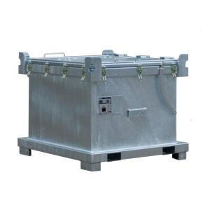 00600277 - Bergungs-Grossverpackung, Typ SAG1500, 1563l