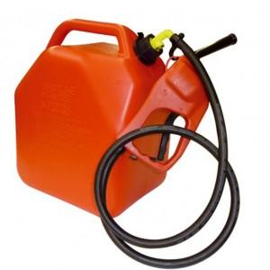 Kanister 25l, für Benzin und Aspen