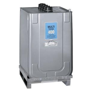 00800049 - Schmierstoff-Tankanlage MULTI 400l, zum Transport von Frisch- und Gebrauchtöl