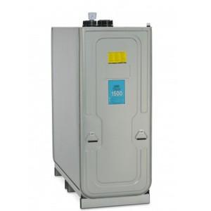 00800080 - Schmierstoff-Tankanlage, doppelwandig, 400l