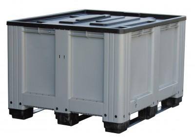 00800087 - Deckel für Logistikbox, 610ltr.