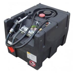 00800162 - Mobile Benzin-Tankanlage 190l, KS-Mobil Easy, mit Handpumpe