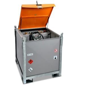 00800182 - DT-Mobil PRO ST mobile Dieseltankanlage 980l