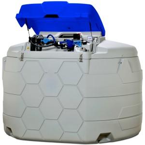 00800195 - CUBE-Tank Outdoor Basic stationäre Tankanlage für AdBlue®