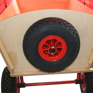 01300013 - Ersatzrad mit Halterung, luftbereift