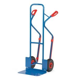 01600020 - Stahl-Sackkarre mit extra großer Schaufel