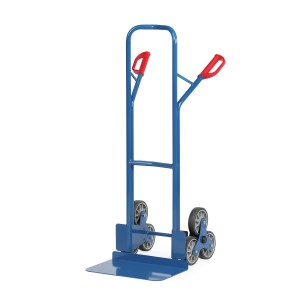01600030 - Treppen-Sackkarre mit Dreier-Radstern