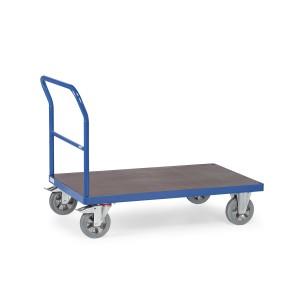 01600074 - Schwerlast- Transportwagen mit Schiebebügel