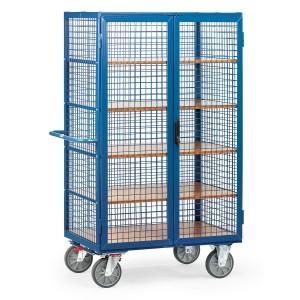 01600123 - Schrankwagen mit fünf Ebenen, Tragkraft 750 kg