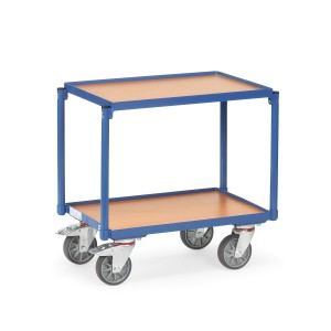 01600226 - Tischwagen mit zwei Ebenen
