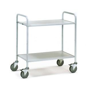 01600250 - Büro- Transportwagen mit zwei Ebenen
