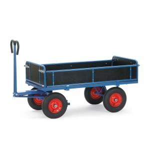 01600284 - Handpritschenwagen mit Bordwänden