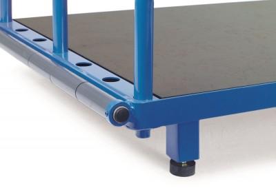 01600352 - Palettenfüße für Plattenständer