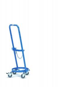 01600414 - Gasflaschenroller mit Sicherheitskette