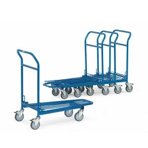 """01600419 - Einkaufswagen """"Lagerwagen"""" mit einfacher Ladefläche"""