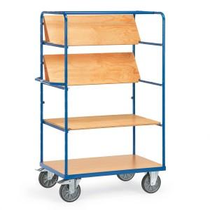 01600475 - Etagenwagen mit 3 faltbaren Etagenböden