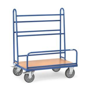 01600504 - Plattenwagen mit festen Rohrbügeln