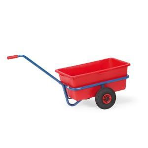 01600508 - Griffroller mit Kunststoffmulde, rot