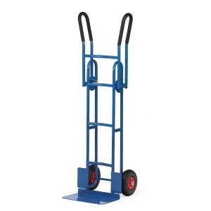 01600514 - Ergo-Treppensackkarre mit großer Schaufel
