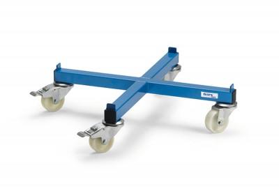 01600575 - Fassroller 250 kg, kreuzförmig