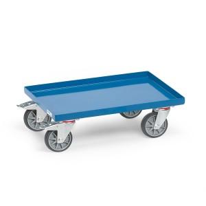 01600579 - Eurokasten-Roller mit Stahlblechwanne