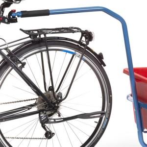 0160081401 - Fahrradkupplung für Handwagen