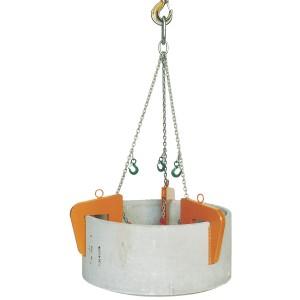 01700040 - Schachtringgehänge 1500kg
