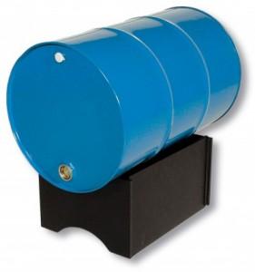 01800024 - Fassbock aus PE-HD für 1 Stück 60l- oder 200l-Fass