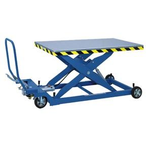01900001 - Hubtischwagen in besonders niedriger Bauform HF 1 T