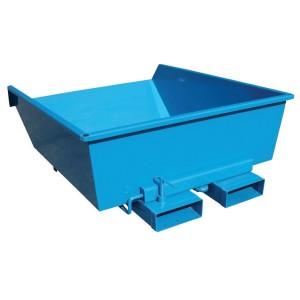 02500015 - Kippbehälter mit niedriger Bauhöhe