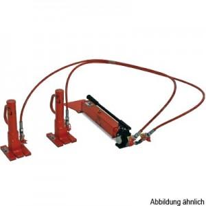 02700085 - Maschinenheber-Set inkl. Schläuche und Pumpe