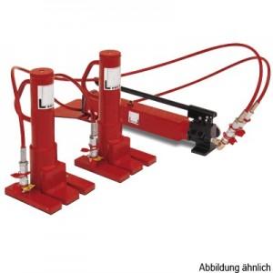 02700089 - Maschinenheber-Set inkl. Schläuche und Pumpe