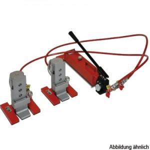 02700090 - Maschinenheber-Set inkl. Schläuche und Pumpe