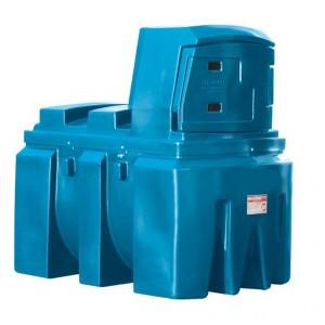03100001 - BlueMaster-Tankanlage für AdBlue®, mit TMS, 2500l, 4000l, 5000l oder 9000l, zur Innen- und Außenaufstellung