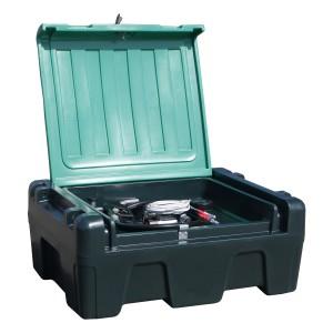 03100005 - Truckmaster 200l, einwandig aus PE, mit Elektropumpe, mit oder ohne Zählwerk