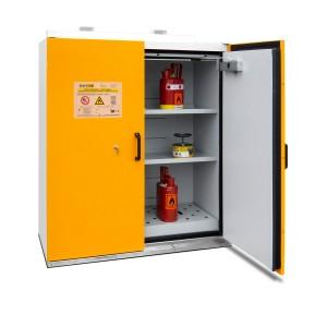 03200001 - Sicherheits-/ Gefahrstoffschrank Typ 90, Schrankbreite 1190mm, Bauhöhe 1315mm bzw. 1935mm