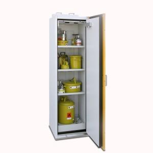 03200003 - Sicherheits-/ Gefahrstoffschrank Typ 90, Schrankbreite 595mm, Bauhöhe 1315mm, Türfarbe RAL 7035