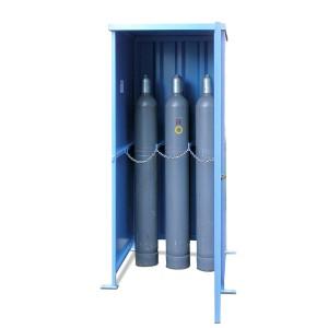 03200020 - Gasflaschenschrank für die Außenaufstellung, für 6 Stück Gasflaschen ø 220mm