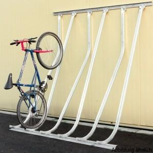 03800062 - Fahrrad-Kufenparker für Wandbefestigung