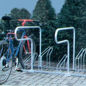 03800067 - Fahrrad-Anlehnparker