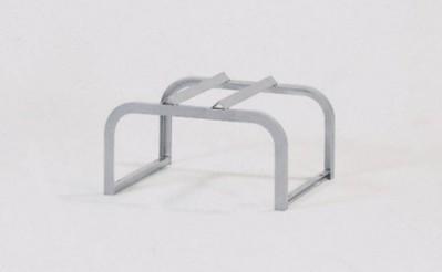 04200009 - Fassbock aus Stahl, feuerverzinkt, für 1 Stück 200l-Fass