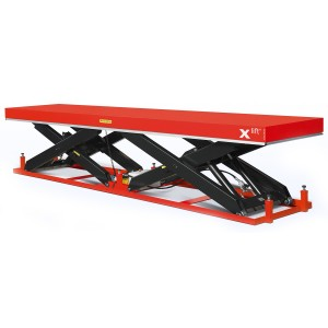 04700222 - Hubtisch mit Tandemschere 4000kg